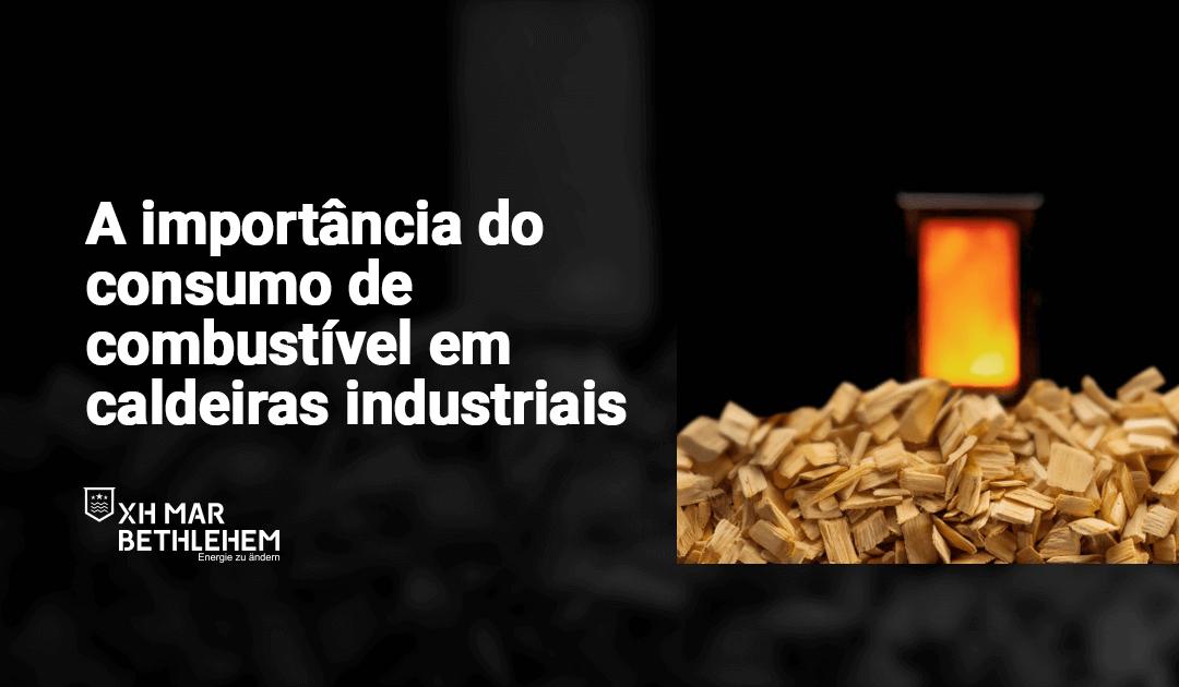 Importância do consumo de combustível em caldeiras industriais